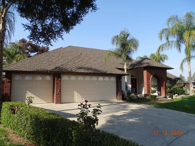 Fresno Single Family Home For Sale: 401 E Swallow Court