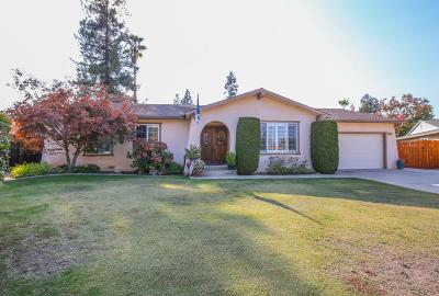 Fresno Single Family Home For Sale: 6163 N Benedict Avenue
