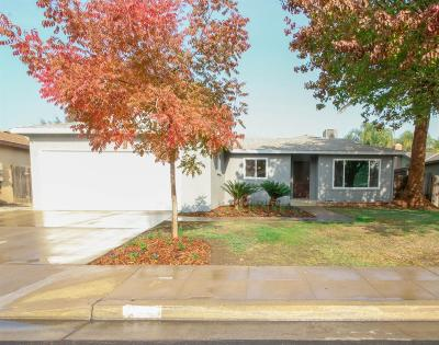 Clovis Single Family Home For Sale: 1739 Santa Ana Avenue