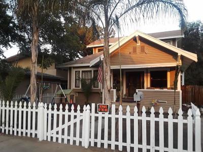Visalia Single Family Home For Sale: 720 S Court Street