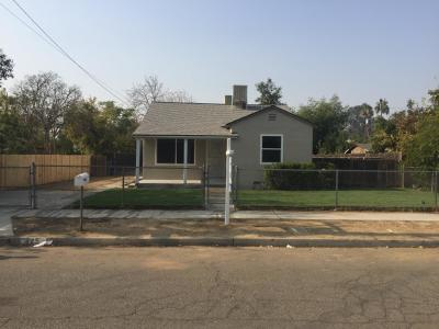 Fresno Single Family Home For Sale: 725 N Sierra Vista Avenue