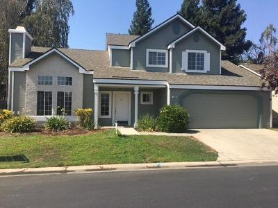 Fresno Single Family Home For Sale: 10781 N Windham Bay Circle