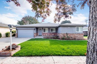 Fresno Single Family Home For Sale: 3440 E Donner Avenue