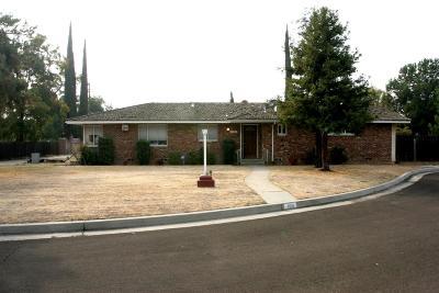 Fresno Single Family Home For Sale: 4536 E Brown Avenue