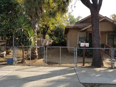 Fresno Single Family Home For Sale: 1130 Inyo Street