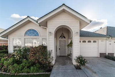 Fresno CA Condo/Townhouse For Sale: $260,000