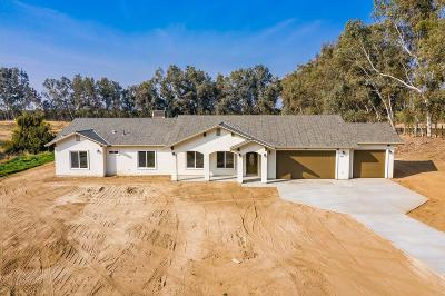 Madera Single Family Home For Sale: 16620 Road 30 1/2