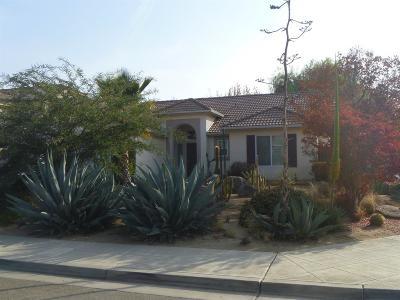 Fresno Single Family Home For Sale: 2167 E Turnberry Avenue