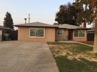 Sanger Single Family Home For Sale: 1042 Florence Avenue