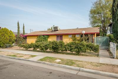 Clovis, Fresno, Sanger Multi Family Home For Sale: 460 N Calaveras Street