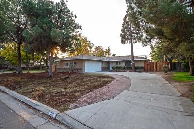 Fresno Single Family Home For Sale: 591 E San Jose Avenue