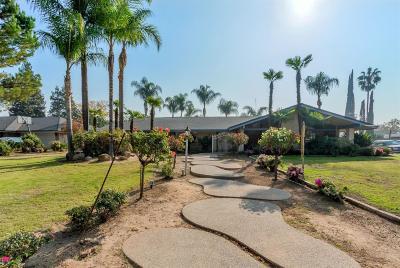 Single Family Home For Sale: 1333 W Alluvial Avenue