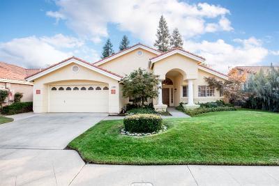 Fresno CA Single Family Home For Sale: $315,500