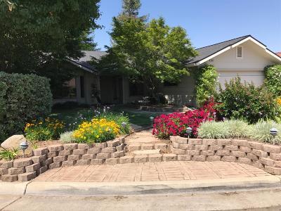 Fresno CA Single Family Home For Sale: $320,000