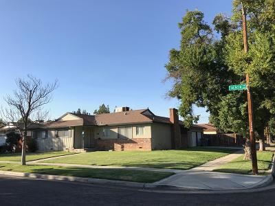 Fresno Single Family Home For Sale: 3191 E Acacia Avenue