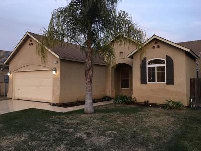 Madera Single Family Home For Sale: 1139 Toschi Drive