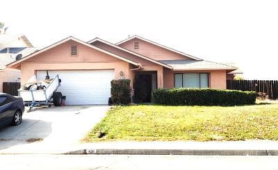 Coalinga Single Family Home For Sale: 438 Buckeye Springs Street