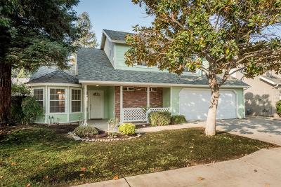 Single Family Home For Sale: 8171 N Backer Avenue