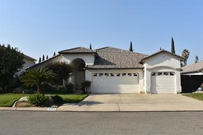 Single Family Home For Sale: 8261 N Backer Avenue