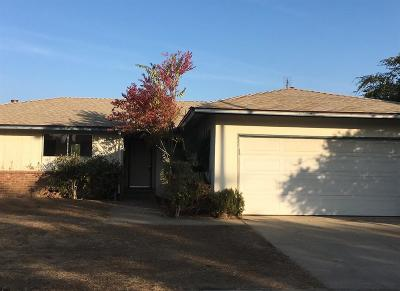 Fresno County Single Family Home For Sale: 6532 N Orchard Street