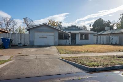 Fresno Single Family Home For Sale: 2717 S Tupman Avenue