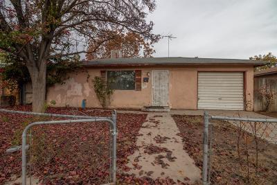 Fresno Single Family Home For Sale: 1327 E Calwa Avenue