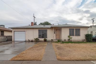 Fresno Single Family Home For Sale: 3958 E Harvey Avenue