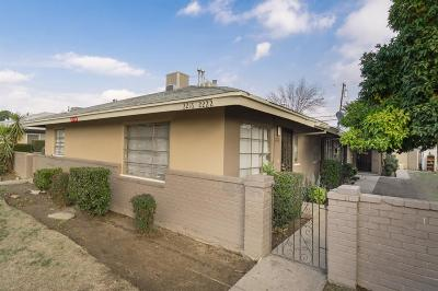 Fresno Multi Family Home For Sale: 2216 N First Street