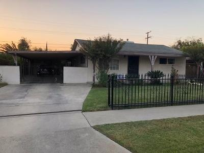 Single Family Home For Sale: 2472 S Holloway Avenue
