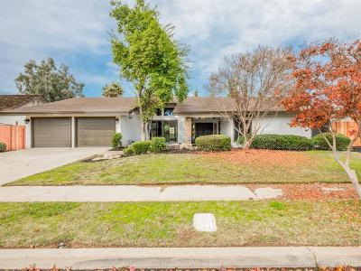 Fresno Single Family Home For Sale: 8745 N Eureka Avenue
