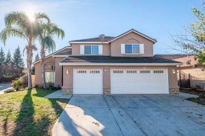 Clovis Single Family Home For Sale: 1856 Decatur Avenue
