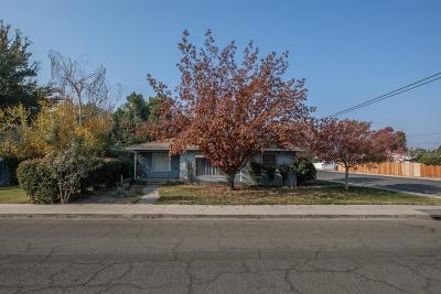 Reedley Single Family Home For Sale: 1121 S Church Avenue