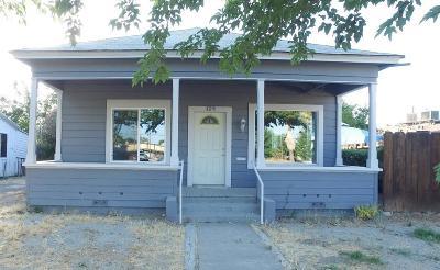Coalinga Single Family Home For Sale: 124 W Hawthorne Street