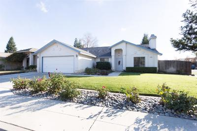 Clovis Single Family Home For Sale: 1504 Fallbrook Avenue