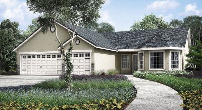 Hanford Single Family Home For Sale: 2301 W Mallard Lane #112
