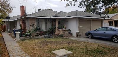 Clovis, Fresno, Sanger Multi Family Home For Sale: 3532 E Washington Avenue