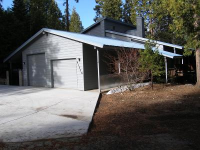 Shaver Lake Single Family Home For Sale: 41776 Redwood Road