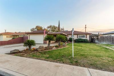 Clovis Single Family Home For Sale: 934 W Fairmont Avenue