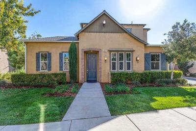 Clovis Single Family Home For Sale: 4051 Harlan Ranch Road