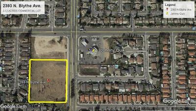 Residential Lots & Land For Sale: 2393 N Blythe Avenue