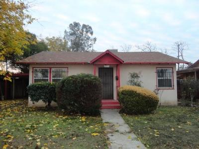 Fresno Single Family Home For Sale: 1030 E Calwa Avenue
