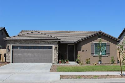 Visalia Single Family Home For Sale: 2849 S Michael Street