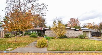 Fresno Single Family Home For Sale: 1630 W Roberts Avenue