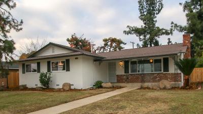 Fresno Single Family Home For Sale: 1844 W Terrace Avenue