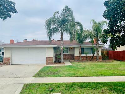 Fresno Single Family Home For Sale: 2333 E Austin Way