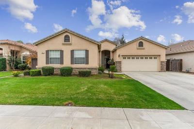 Fresno Single Family Home For Sale: 2655 E Tarragon Way