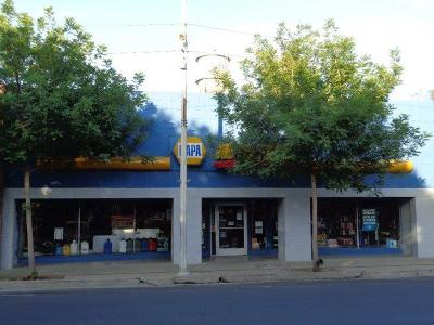 Reedley Commercial For Sale: 1023 G Street