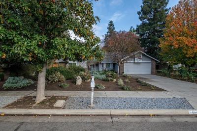 Fresno Single Family Home For Sale: 6462 N Fruit Avenue