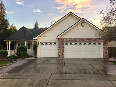 Fresno CA Single Family Home For Sale: $292,500