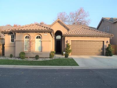 Clovis Single Family Home For Sale: 2883 Prato Lane